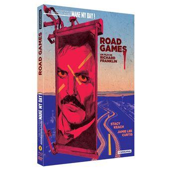 Road Games Combo Blu-ray DVD
