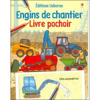 Engins chantier - liv pochoir