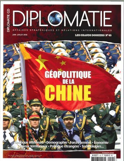 Géopolitique de la Chine, GD