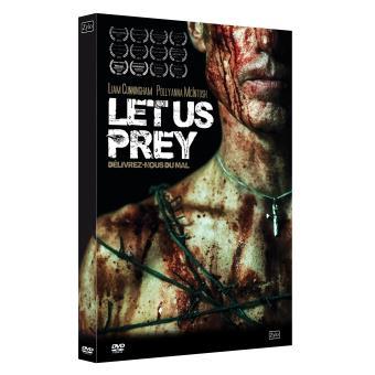 Let us prey DVD