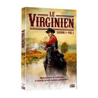 Le VirginienCoffret intégral de la Saison 1, volume 1 DVD