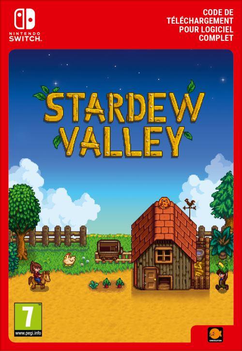 Code de téléchargement Stardew Valley Nintendo Switch
