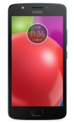 MTOR Smartphone Motorola Moto E4 Double SIM 16 Go Bleu Oxford