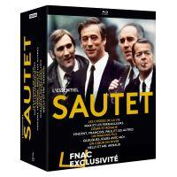 Coffret Claude Sautet L'Essentiel Eclusivité Fnac Blu-ray