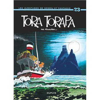 Spirou et FantasioTora Torapa