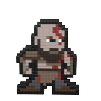 Figurine Pixel Pals Light Up God of War Kratos