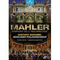 Dvd-mahler-sinfonia nº 2