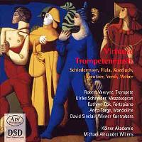 Forgotten Treasures IX-Virtuose Trompetenmusik