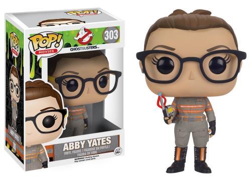 Figurine Funko Pop Ghostbusters S.O.S. Fantômes Abby Yates 10 cm