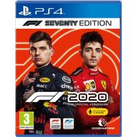 F1 2020 - F1 Seventy Edition FR/NL PS4
