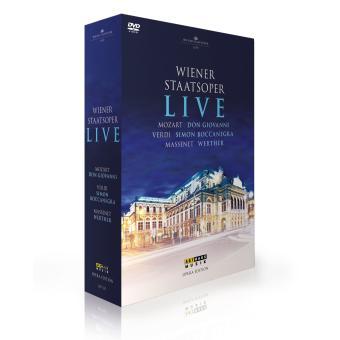 WIENER STAATS OPER LIVE 3X/DVD