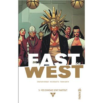 East of West - Tome 5 : East of West