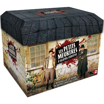 Les petits meurtres d'Agatha ChristieLes petits meurtres d'Agatha Christie Saison 1 Coffret Manoir DVD