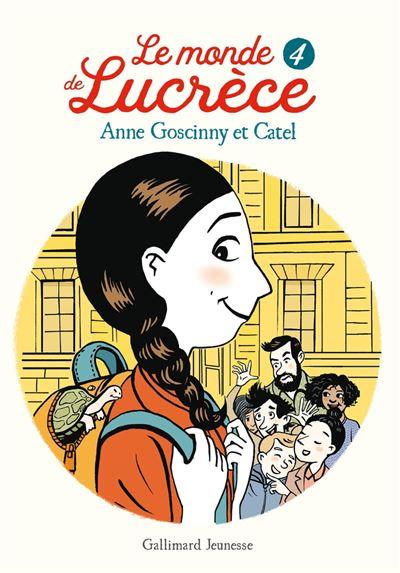 Le monde de Lucrèce (Tome 4) - 9782075134569 - 8,99 €