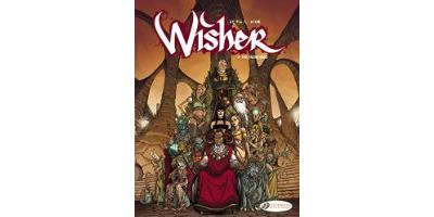 Wisher - tome 2 The Faeriehood