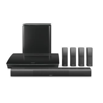 Bose Lifestyle 650 Home Cinema Systeem Zwart