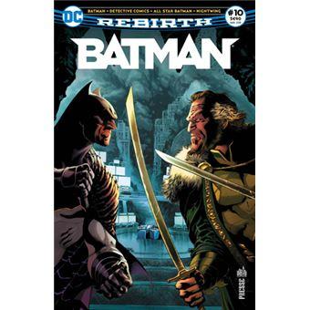 BatmanLa Batcave est envahie