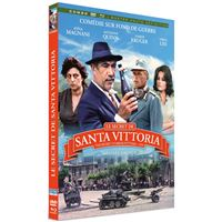 Le Secret de Santa Vittoria Combo Blu-ray DVD