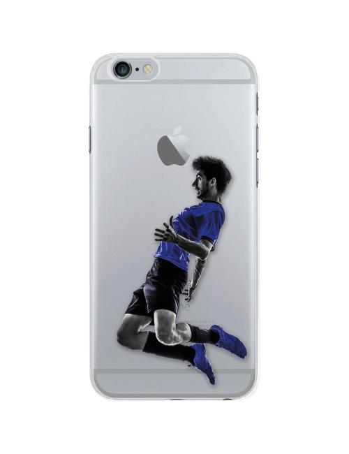 coque iphone 6 transparente foot