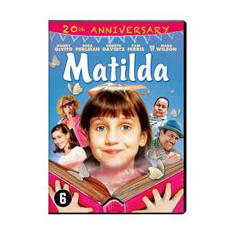 Matilda (Anniversary edition)-BIL