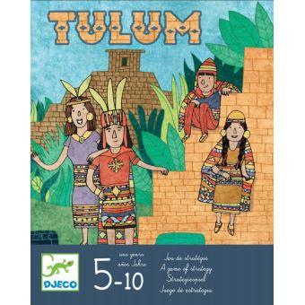 Jeu de stratégie Djeco Tulum
