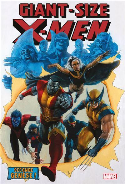 Giant-Size X-Men : Seconde génèse ! - 9782809499599 - 14,99 €