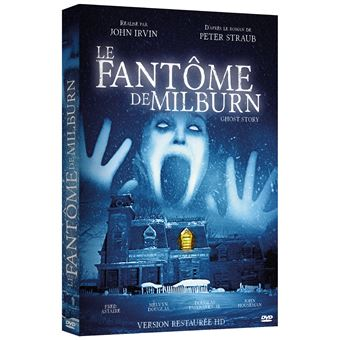 Le fantôme de Milburn DVD