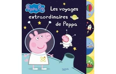 Peppa Pig - Les voyages extraordinaires de Peppa