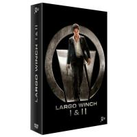 Coffret Largo Winch et Largo Winch 2 Edition Limitée DVD