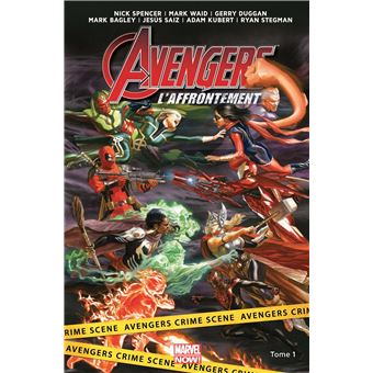 AvengersAvengers : L'affrontement