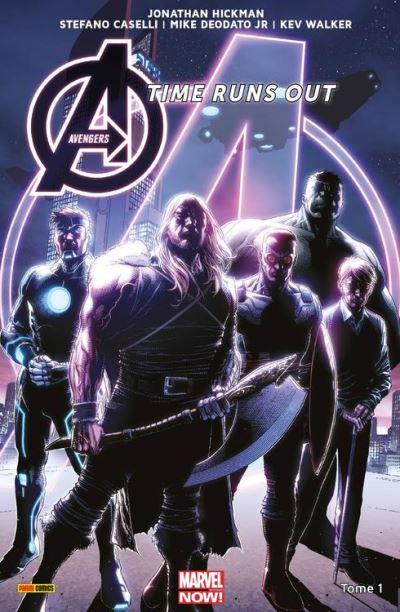 Avengers Time Runs Out (2013) T01 - La cabale - 9782809461756 - 9,99 €