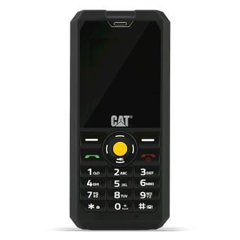 Téléphone mobile CAT B30 Noir