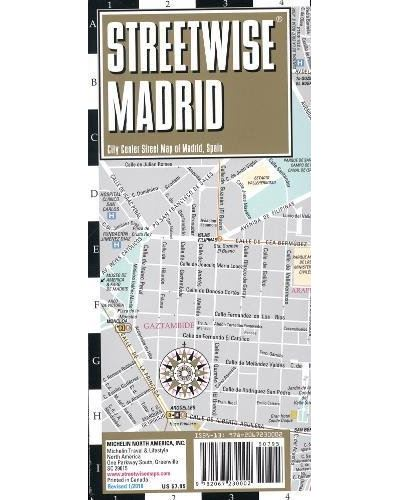 Plan STW Madrid Michelin