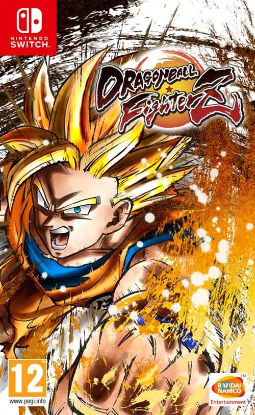Dragon Ball Fighter Z Nintendo Switch