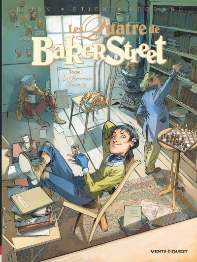 Les Quatre de Baker Street - Tome 05