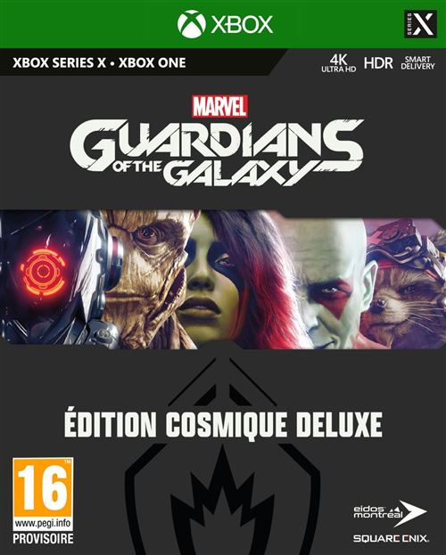Marvel's Guardians of the Galaxy Edition Cosmique Deluxe Xbox