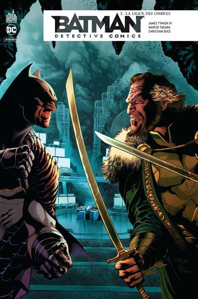 Batman détective comics