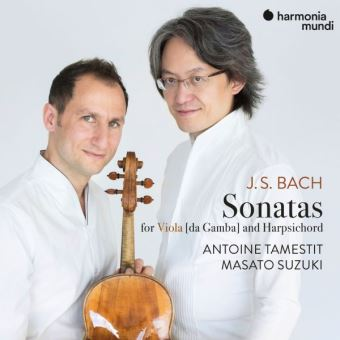 3 Sonatas For Viola Da Gamba and Harpisichord
