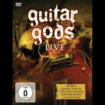 Guitar Gods Live DVD
