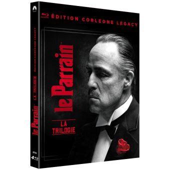 Le  ParrainCoffret Le Parrain La Trilogie Blu-ray