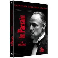 Coffret Le Parrain La Trilogie Blu-ray