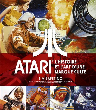 ATARI 2600 : Les boites/artworks allucinants   - Page 4 Tout-l-art-d-atari