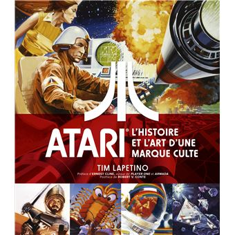 Tout l'art d'Atari
