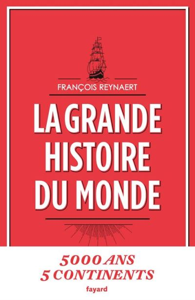 La grande histoire du monde - 9782213688367 - 9,99 €