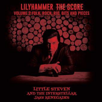 LILYHAMMER THE SCORE VOL.2: FOLK/LP