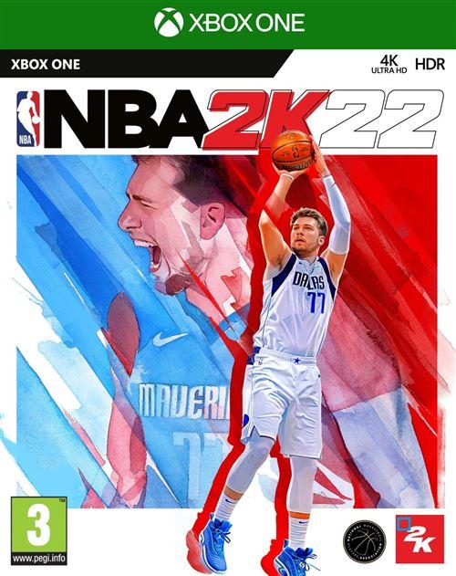 NBA 2K22 Xbox One