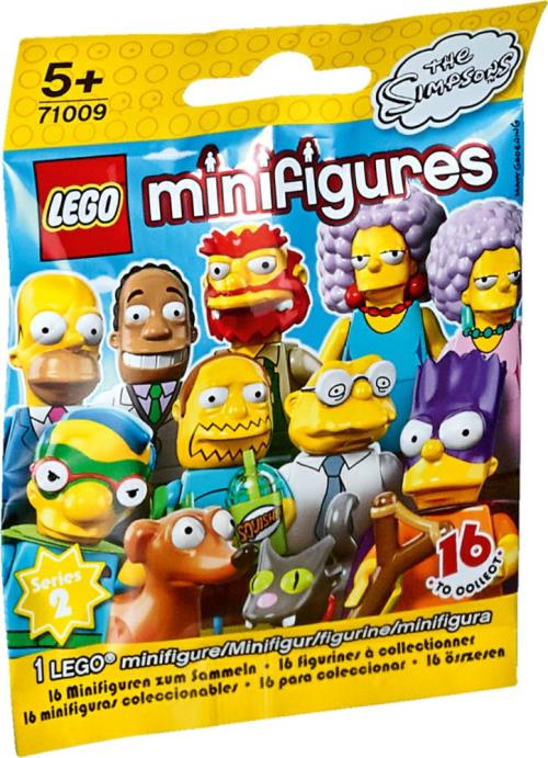 LEGO La figurine Martin NEUF Série Simpson 2 NEUF 71009
