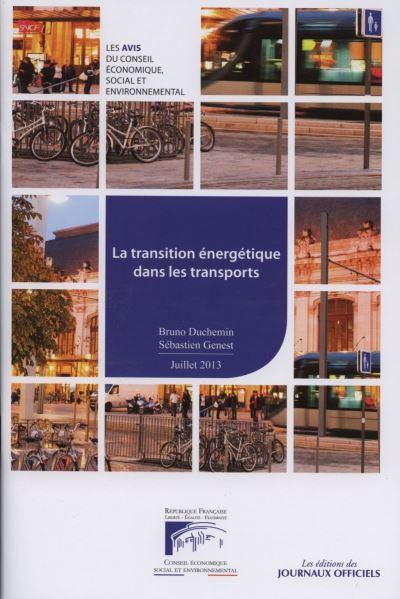 La transition energétique dans les transports
