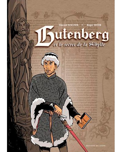 Gutemberg et le secret de la Sybille