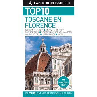 Toscane & Florence Capitool Top 10